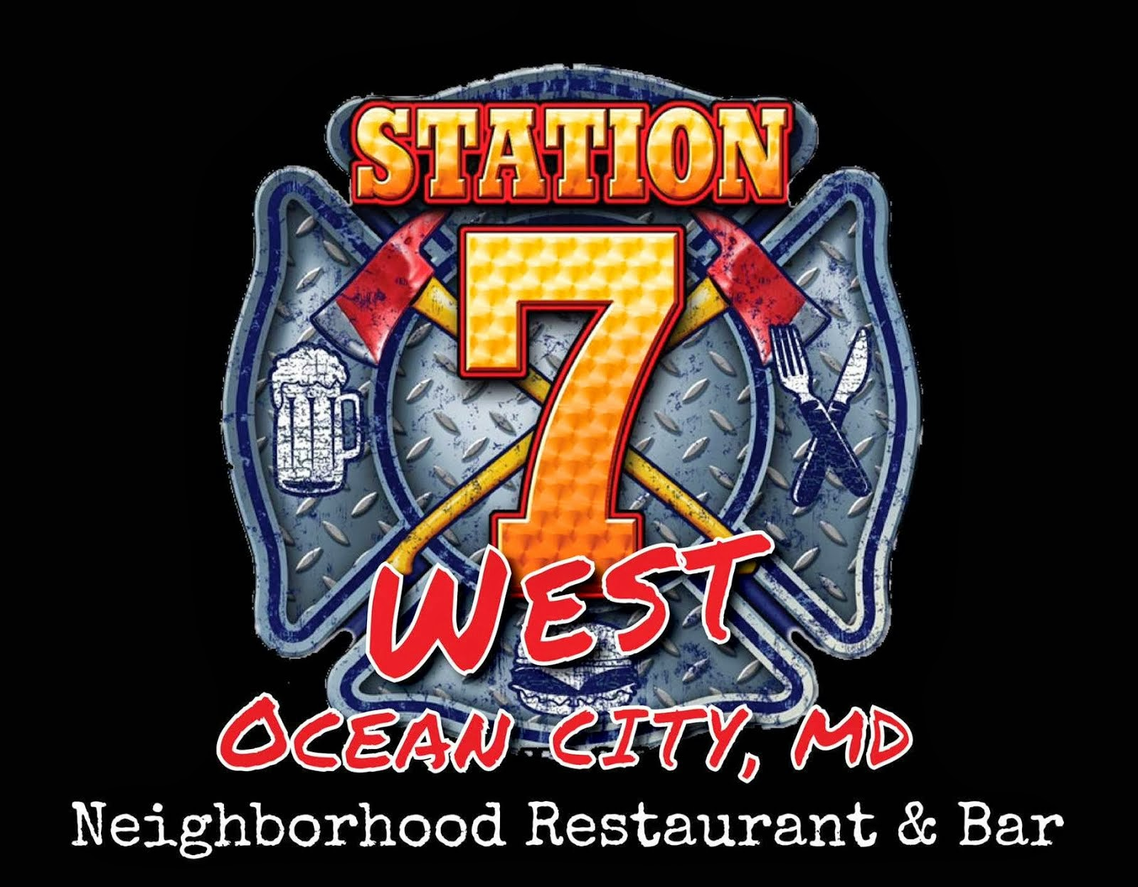 Station 7 West Ocean City, MD.