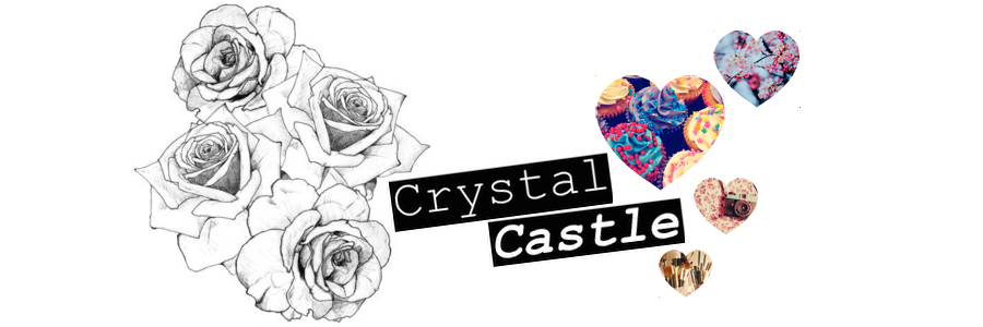 CRYSTAL CASTLE - UK Beauty and Lifestyle Blog