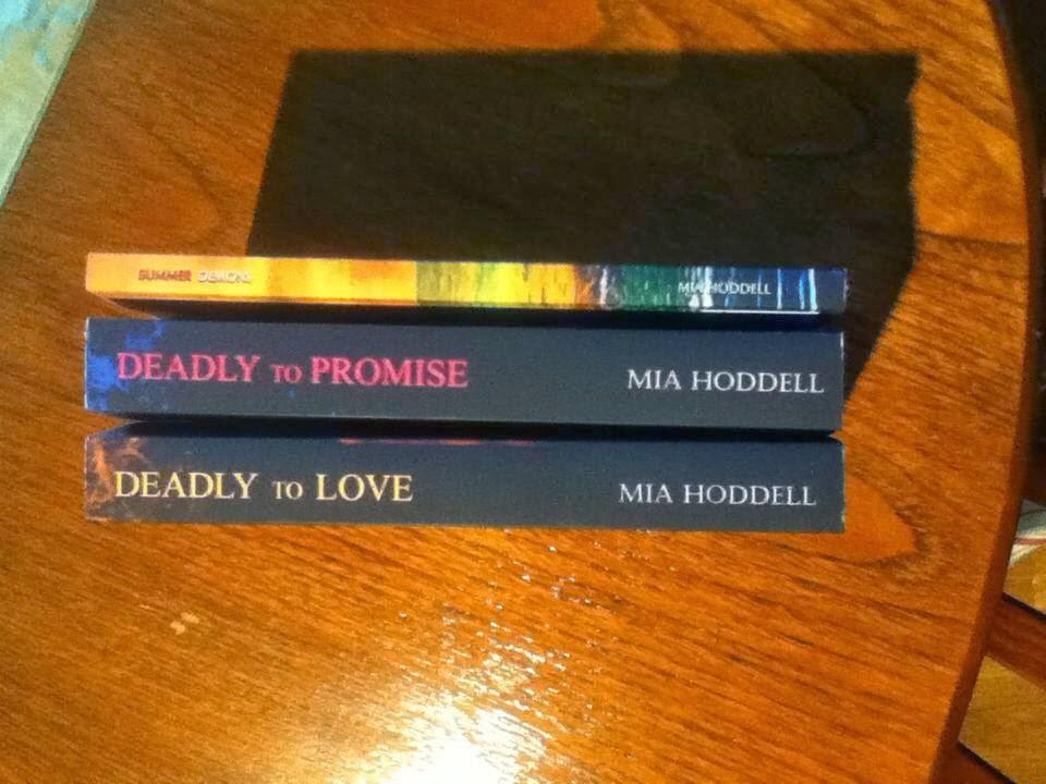 Mia Hoddell Paperback Update All Books