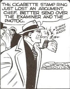 De Dick Tracy al teléfono de muñeca