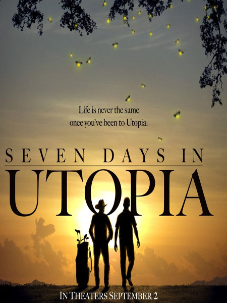 Caratula de Seven days in Utopia