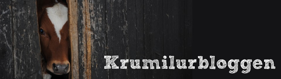 Krumilurbloggen
