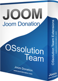 Joom Donation v2.9.0 - Joomla Extension