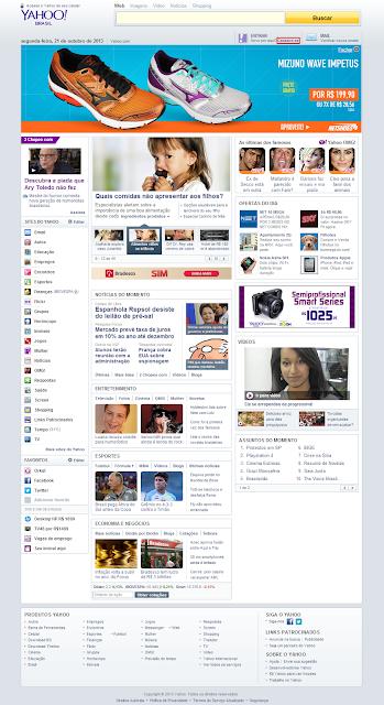 Como criar email no Yahoo