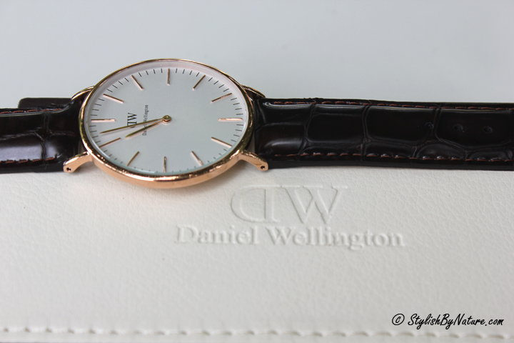 Daniel Wellington designer watch
