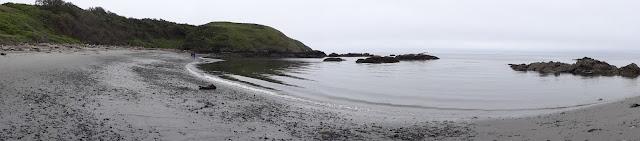 NW coastline beach