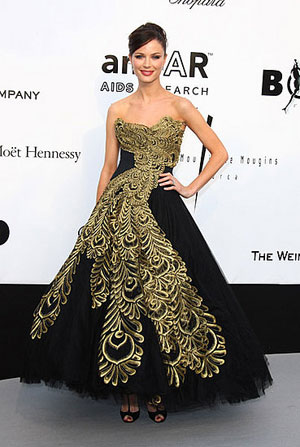 Celebrity Inspiration Ball Gowns