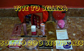 Sorteo en Vive tu belleza