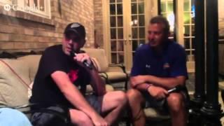Lance Zierlein and John Granato reunite