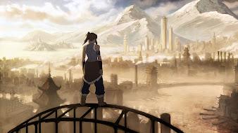 #13 Legend of Korra Wallpaper