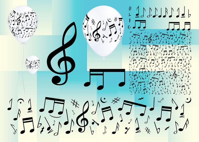 23 Free Music Vector Art Graphics Download