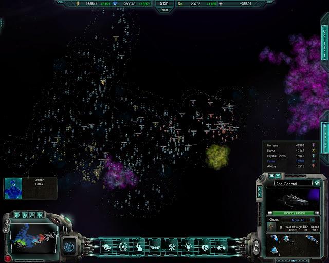 Lost Empires - Fleet Screenshot
