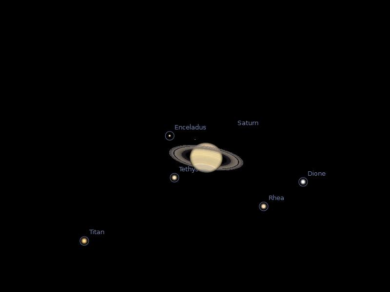 Astroblog April 2013