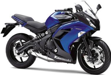 2013 Kawasaki Ninja 650R