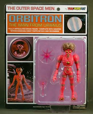 Four Horsemen Outer Space Men Orbitron