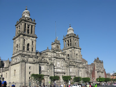 Catedra Metropolitana - Ciudad Mexico