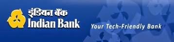 Indian Bank Jobs, recruitment posts
