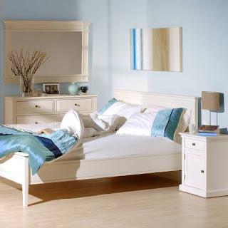 Dormitorios y habitaciones decoraci n y dise o de for Diseno de dormitorio blanco