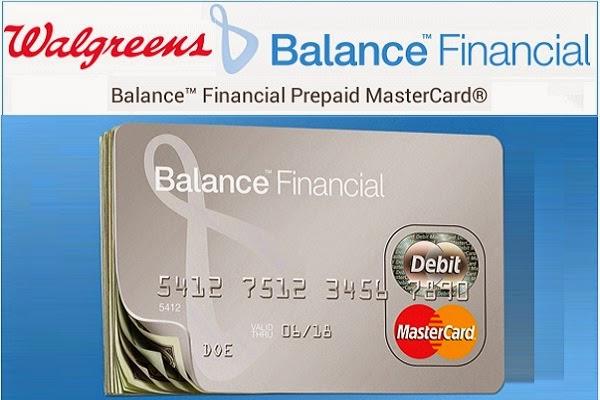 walgreens.com/balancefinancial: Activate, Login and Manage Walgreens Balance Financial Prepaid MasterCard