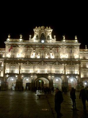Salamanca por Rubén Ros