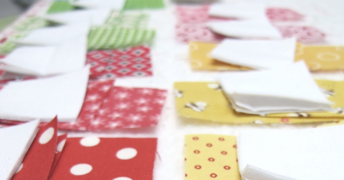 The Quilty Fun Sew Along - Week Two - Twinkly Stars!!!...