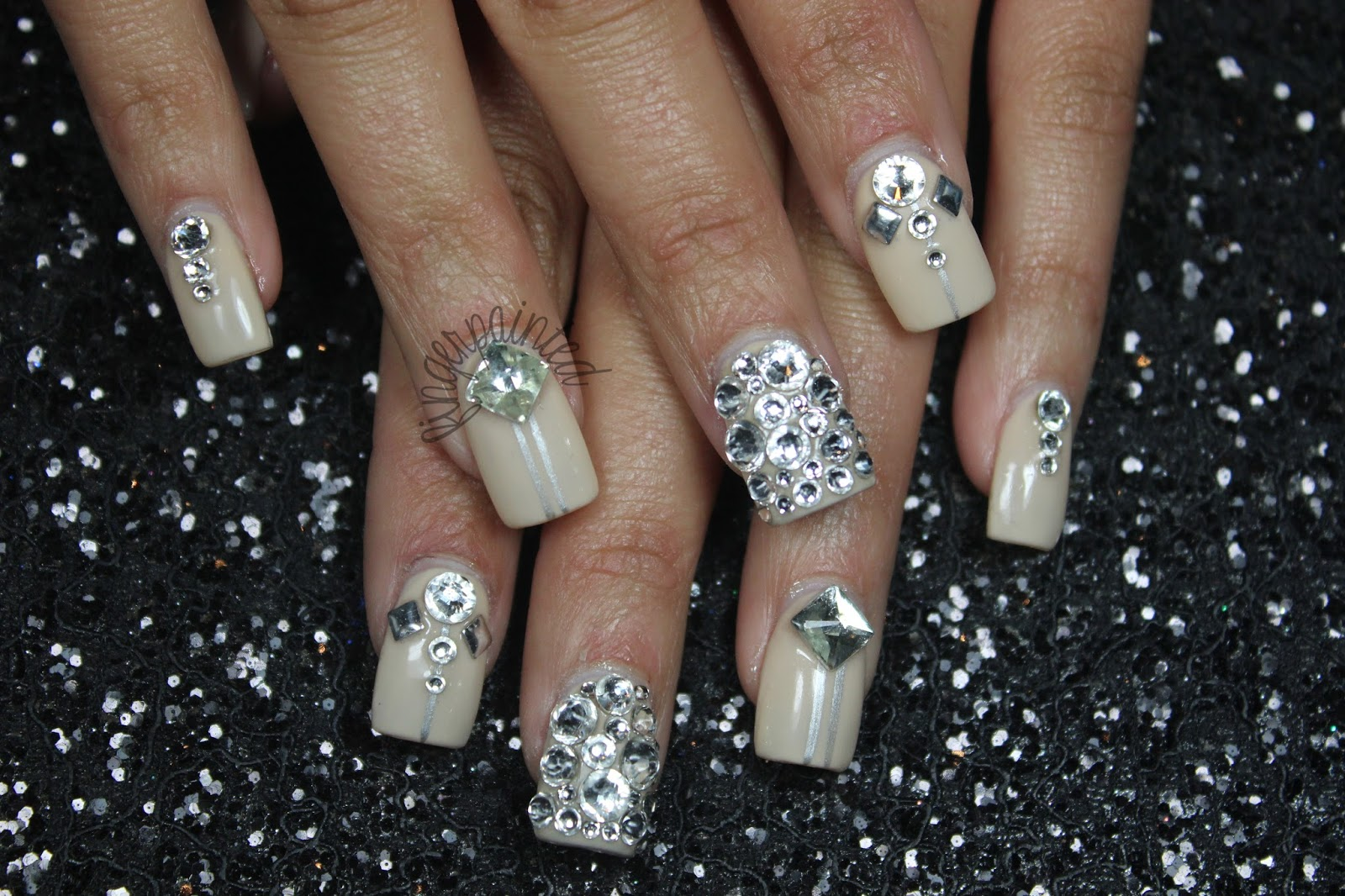 3d nail ring in addition will you be my bridesmaid ts in addition
