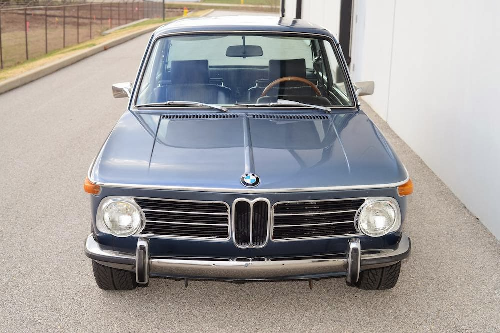 Just A Car Geek BMW Tii Owned By An American Idiot - 1972 bmw 2002 tii