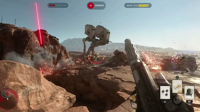 Battlefront AT-ST