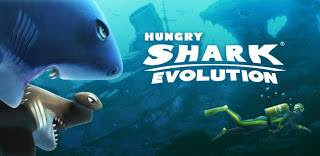 HUNGRY SHARK EVOLUTION