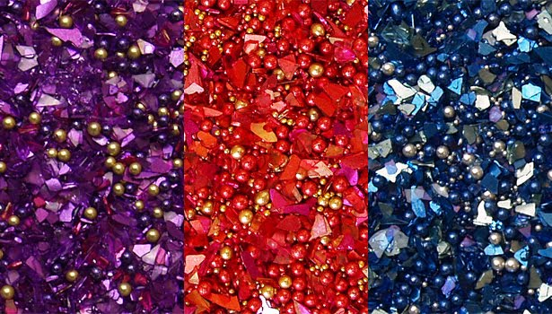 And If That Isn T Enough Closely Related To Glitter We Also Carry Micro Gl Beads No Hole As With The These Colors Will Fade