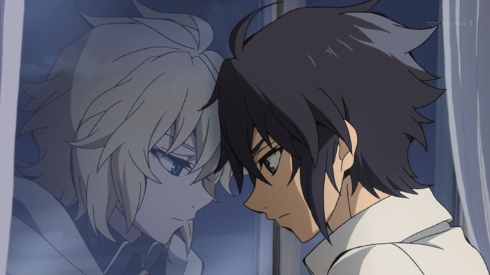 Owari no Seraph Episode 12 Subtitle Indonesia [Tamat]