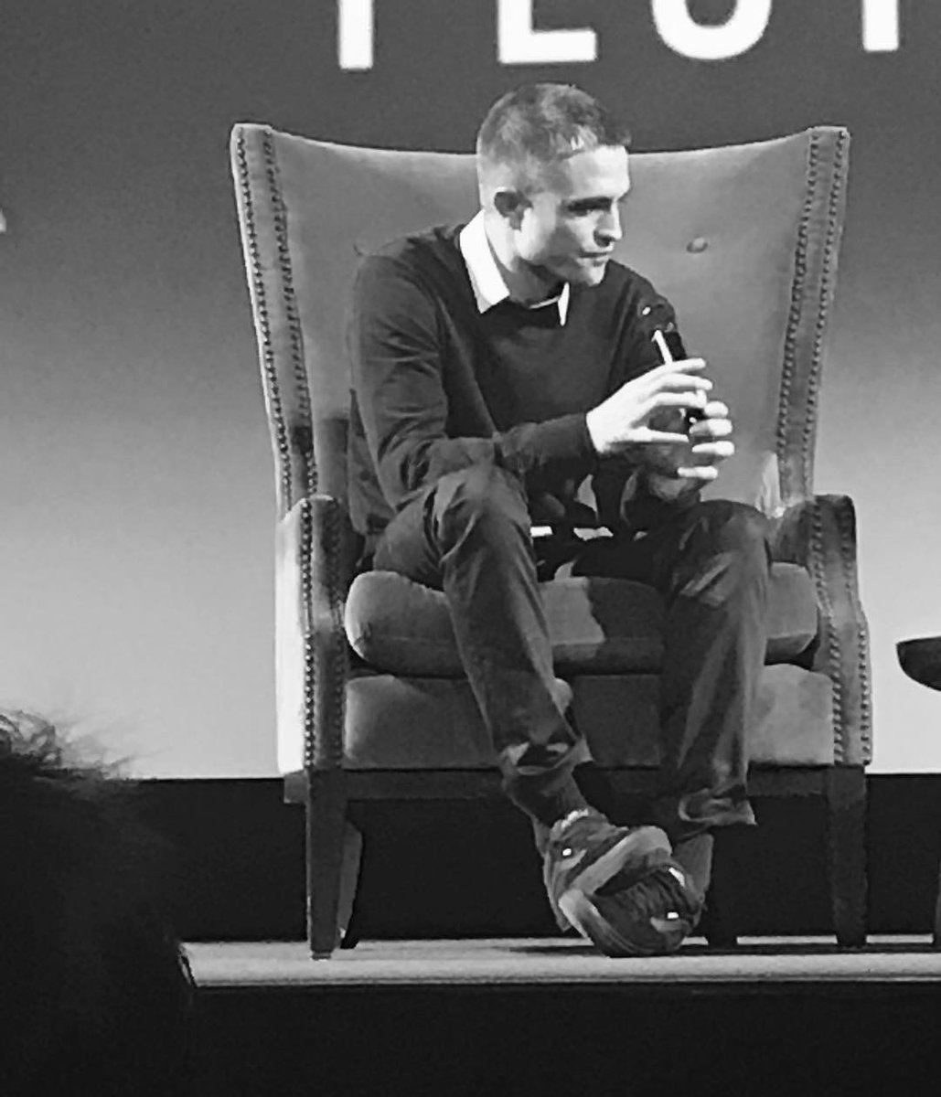 "Q&A ""GOOD TIME"" EN SAVANNAH"