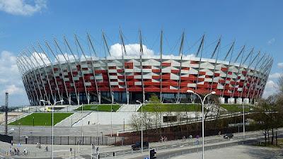 stadion nasional warsaw euro 2012
