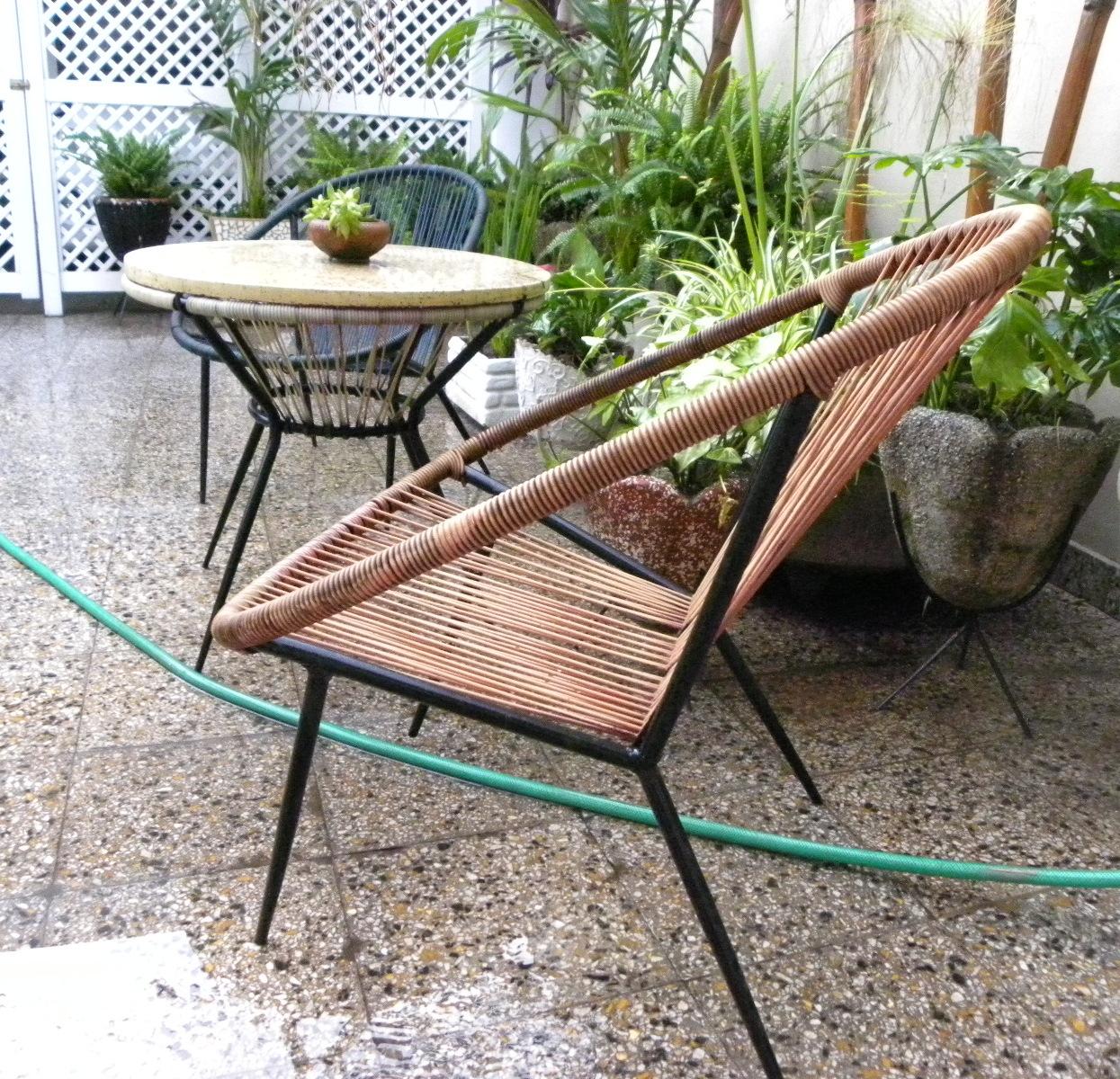 Deco Retro - Vintage: Juego de jardín vintage