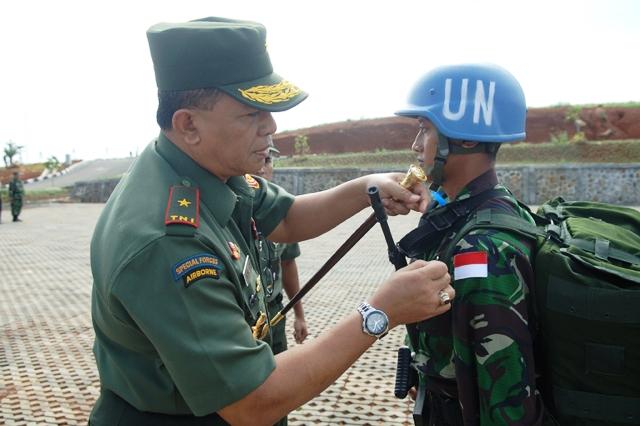 Mayjen Imam Edy Mulyono Ditunjuk  Sebagai Komandan Pasukan PBB di Sahara Barat