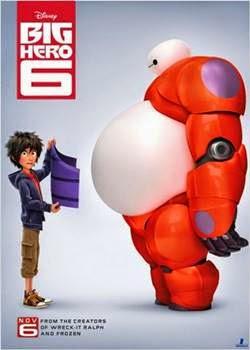Filme Operação Big Hero – Dublado