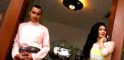 Gambar Anzalna Nasir dan Hanif Zaki Merancang Untuk Berkahwin