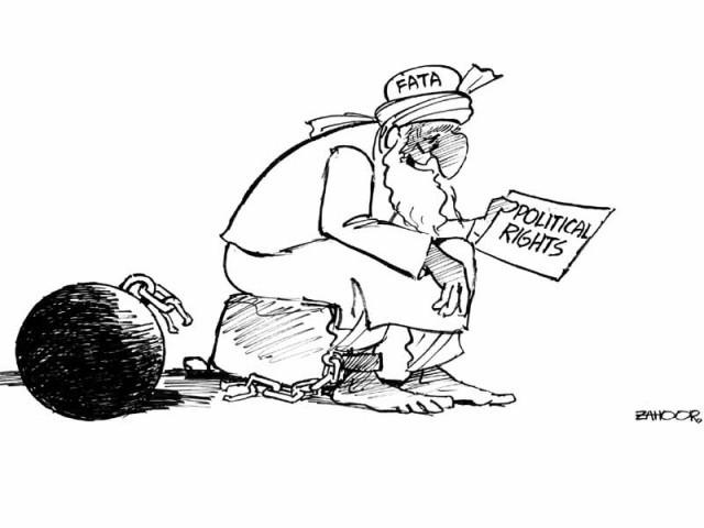 The Express Tribune Cartoon 15-8-2011