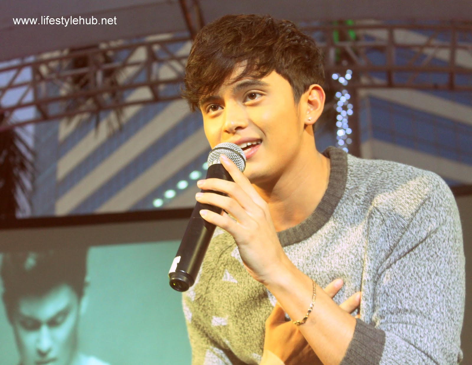 james reid up close