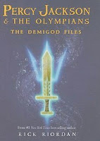 bookcover of The Demigod Files by Rick Riordan