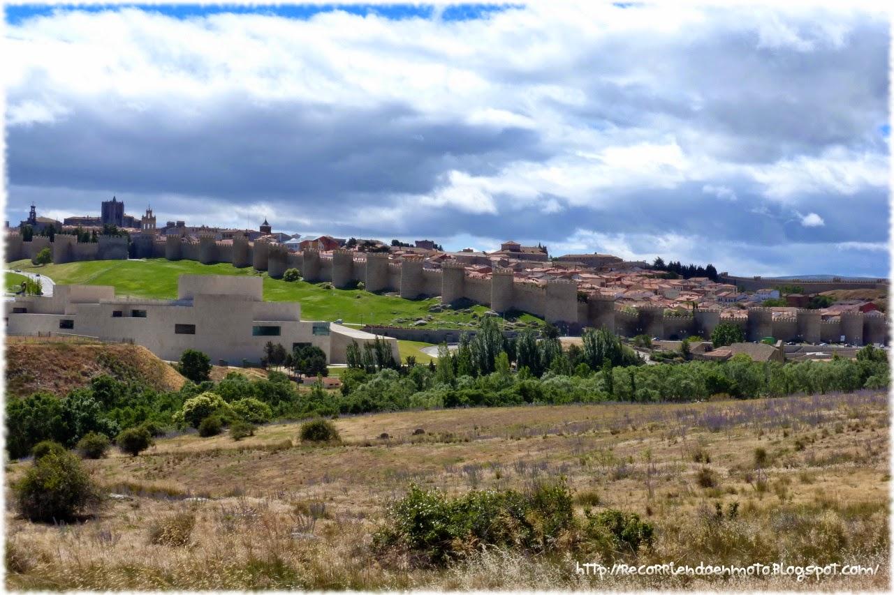 Panorámica Ávila