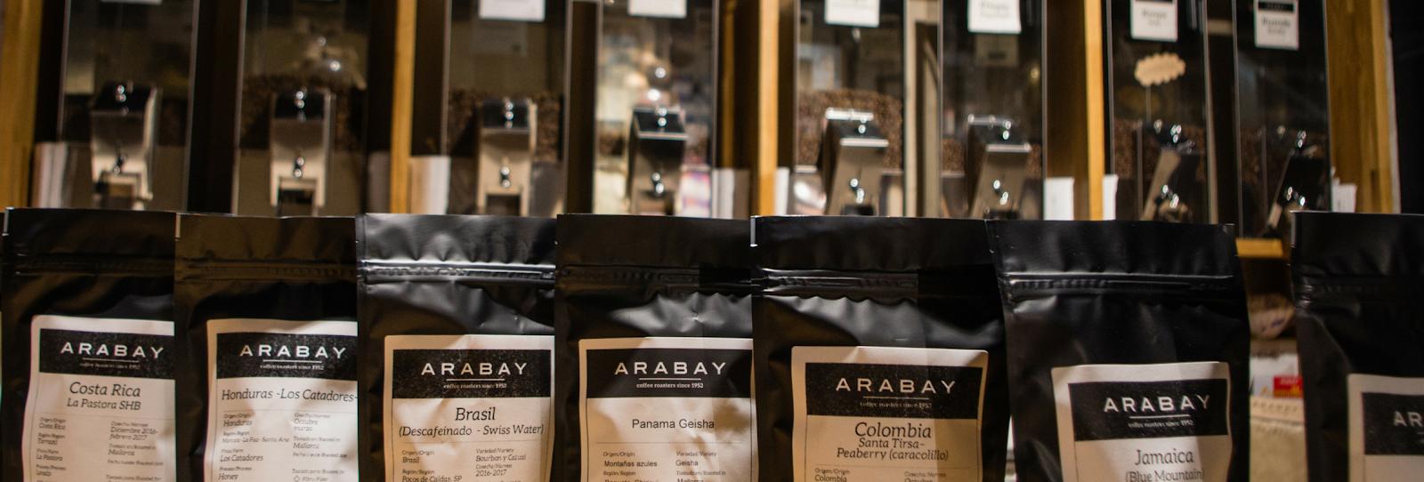 ARABAY CAFES