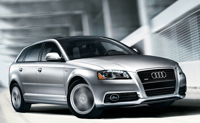 Cho thuê xe Audi A3 2011
