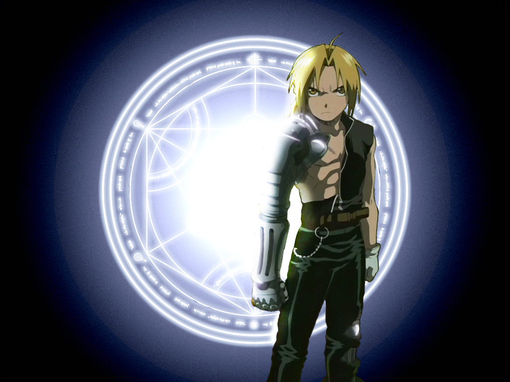 Fullmetal Alchemist - Picture Actress