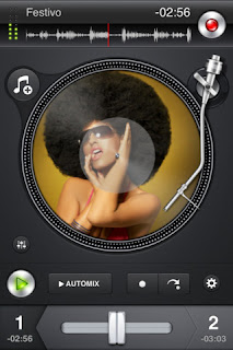 new improved djay for iphone