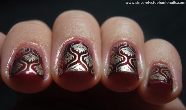 let them have polish nail art