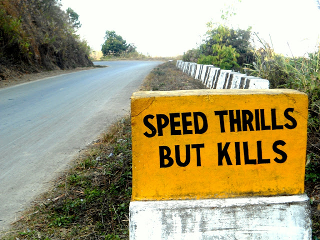speed thrills but kills