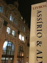 LIVRARIA ASSÍRIO & ALVIM CHIADO - LISBOA