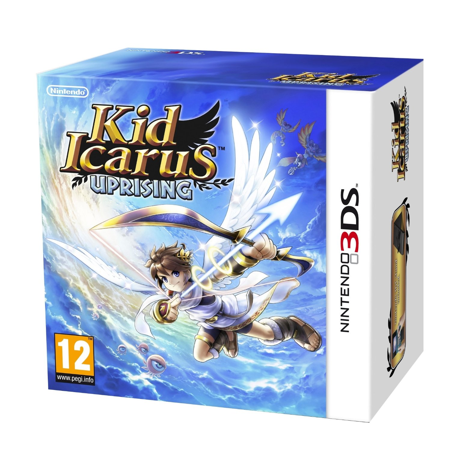 Kid Icarus Uprising Game