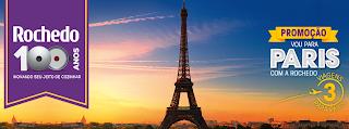 Promoção Vou para Paris com a Rochedo